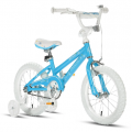 "Blossom Click-N-Go 16"" Blue Kids Bike $12.00 Per Week on a 6 month contract"