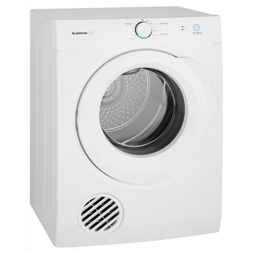 Rent To Buy Simpson 6 5kg Vented Clothes Dryer Rent To