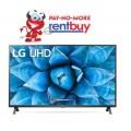 """LG 65"""" UHD 65 inch 4K TV w/ AI ThinQ - 65UN7300PTC"""