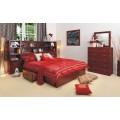 Library Queen Bedroom Suite