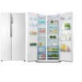 Haier 555L Side by Side Fridge HSBS555AW