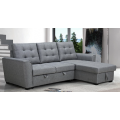 Aurore 2 Seater with Sofabed & Reversible Storage Chaise