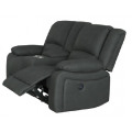 Captain 2 Seater Electric Recliner Lounge