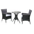 MILFORD 3 PIECE OUTDOOR SETTING