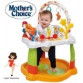 NEW Mother's Choice Rhyme Tyme 2-in-1 Baby Activity Centre