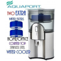 Aquaport AQP24SS 7Ltr Filtered Water Cooler Stainless Steel Extra 2Filters- 6 month rent to own contract ONLY $14.50 Per Week