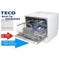 Teco Bench Top Dishwasher