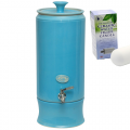 Southern Cross Pottery Water Purifier Ultra Slim Turquoise + Fluoride Cartridge - 6 Month Rental Contract Only $19 per week