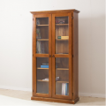 Book Case With Glass Doors