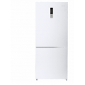 Chiq 432L Bottom Mount Fridge - CBM432W (White)