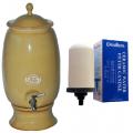 Southern Cross Handmade Ceramic Clay & Water Purifier + Bonus Sterasyl Filter