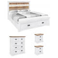 Dover Queen 5 Piece Bedroom Suite