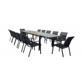 Icaria 13 Piece Outdoor Setting