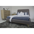 JASPER 5PC FABRIC BEDROOM SUITE