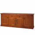 SOLID TIMBER MBR-2180 BUFFET UNIT