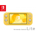 Nintendo Switch Lite Console Available in Yellow, Turquoise & Grey