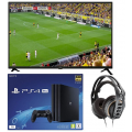 TV, PS4 & GAMING HEADSET