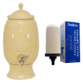 Southern Cross Pottery Stoneware & Clay Sandstone 12L Water Purifier + Bonus Sterasyl Filter