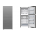 TCL P491TMS 491L Top Mount Refrigerator in Grey