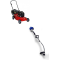 Victa Lawn Mower and Trimmer Package