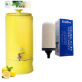 Southern Cross Pottery Water  Purifier Lemon + Bonus Sterasyl Filter